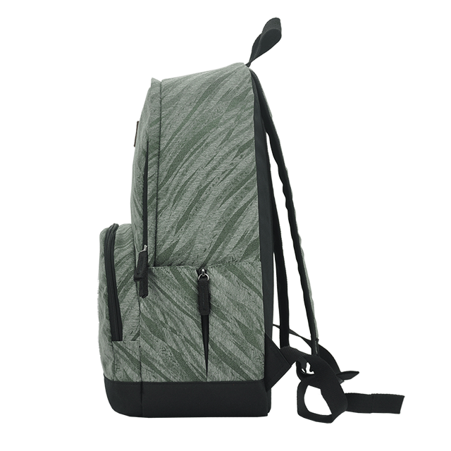 Floral Printed fabric laptop backpack