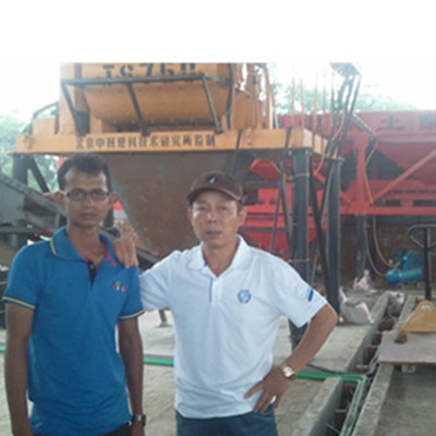 Our engineer in Bangladesh