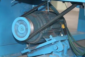 Motor of the Vibrator