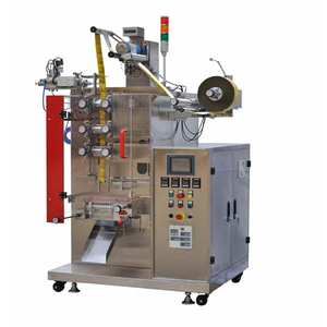 Continous Liquid &Paste Sachet Packer