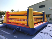 RB9110 (4.5x4.5x1.7m) Inflatable Boxing Ring Sport Games For Sale