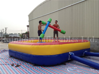 RB9077(5x5x1m) Inflatable Boxing Ring Sport Games For Sale Factory Price