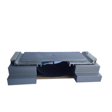 Floor to floor metal expansion joint cover MSDGC-2