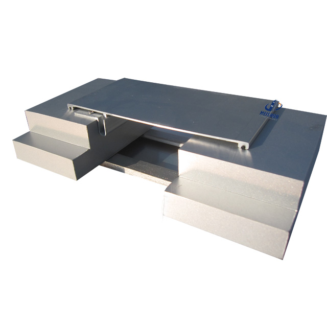 Aluminum Wall Expansion Joint Cover MSNDK