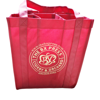 Non woven wine carrying bag