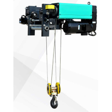 European Type Wire Rope Electric Hoist