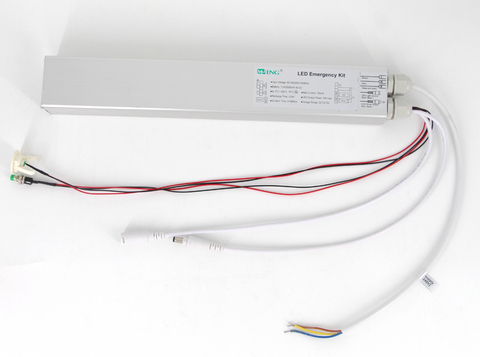 LED Emergency converter for panel/LED Emergency Conversion KIts