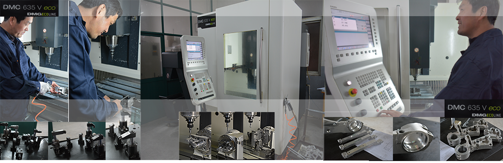 multifunction flanging machine cnc machining center