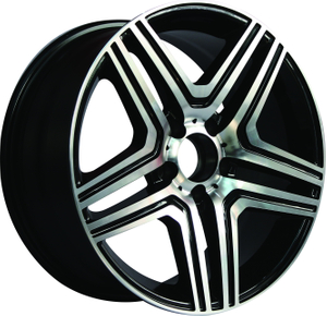 W0124 Replica Alloy Wheel / Wheel Rim for mercedes-benz A B C E S