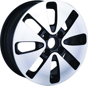W1267 kia Replica Alloy Wheel / Wheel Rim