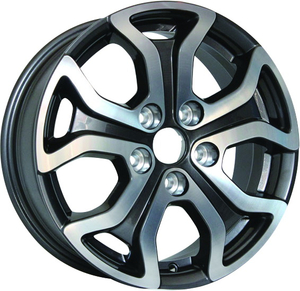 W1222 Hyundai Replica Alloy Wheel / Wheel Rim