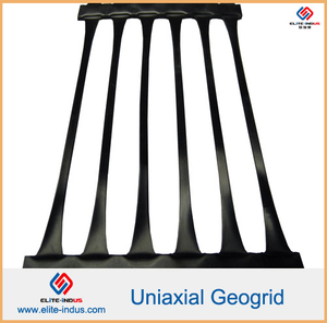 Géogrille Uniaxiale HDPE