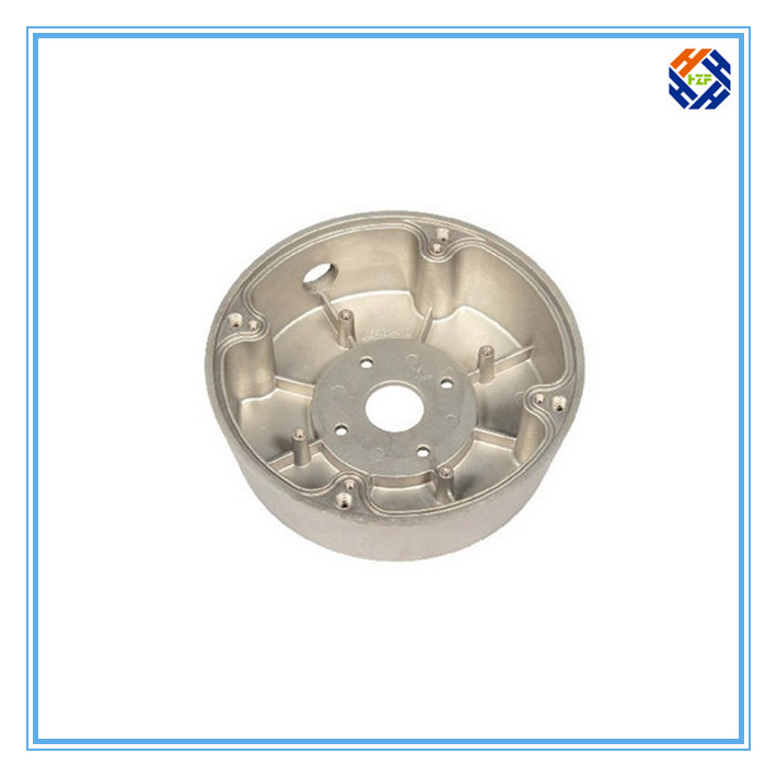 Aluminum Die Casting for Fall Protection Equipment-1