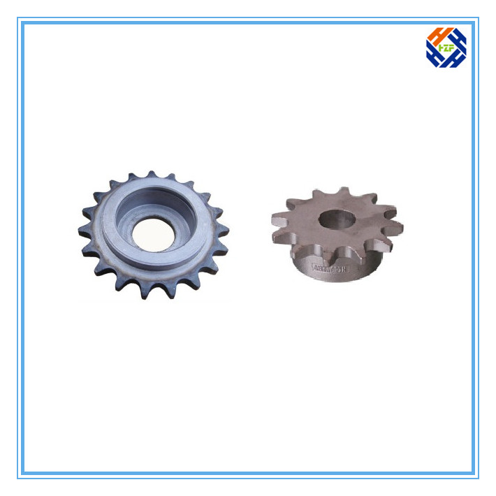 Stainless Steel Wheel Gear by Precision Casting-2