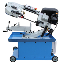 BS712R Metal Cutting Saw, Band Saw Cutting Machine