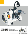 CARVING CUTTER GRINDER U2/U3