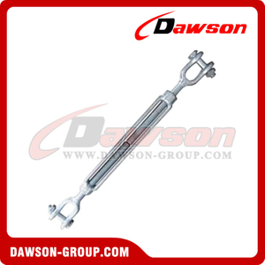 US Tipo Drop Forged Turnbuckle Jaw & Jaw