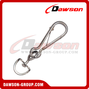 Snap Hook com Swivel