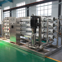 Reverse Osmosis Machine System