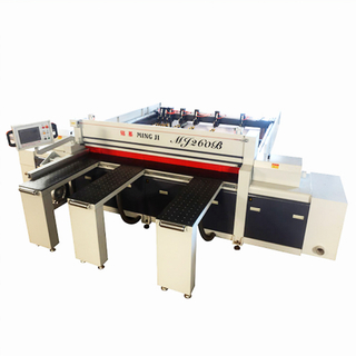 MJ-260B--Automatic Cnc Beam Saw