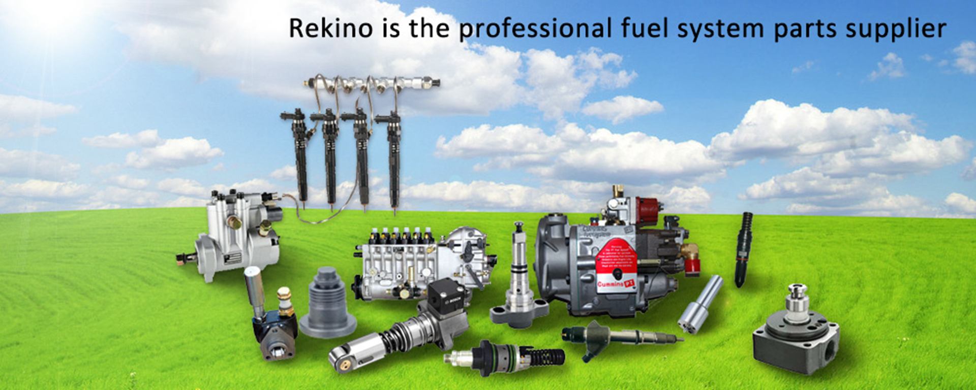 Rekino fuel injection system