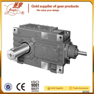 Right-angle Heavy-duty Industrial Gearbox