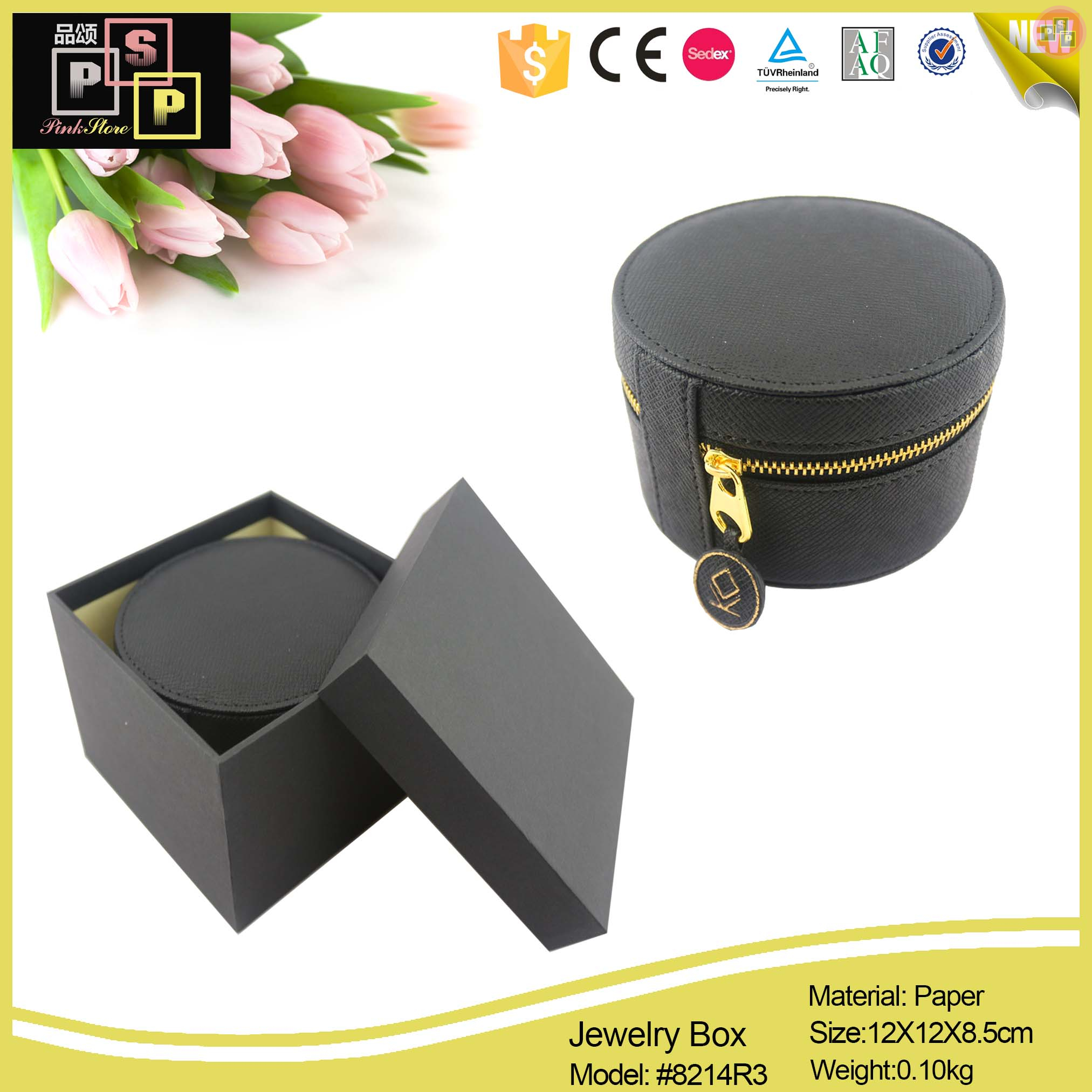 jewelry box supply company from China Manufacturer - Leather Jewelry