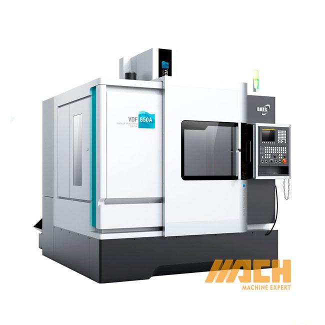 Vdf850 Dmtg Hot Sale Best Price Vertical Cnc Machining Center Buy
