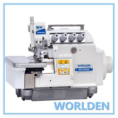 Wd-Ex5200-4 Cylinderbed Overlock行业缝纫机