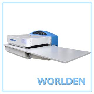 Wd-450CS熔化的设备为饰面接合给行业穿衣。