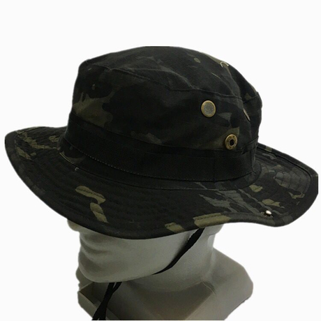High Quality Military Waterproof and Breathable Jungle Hat
