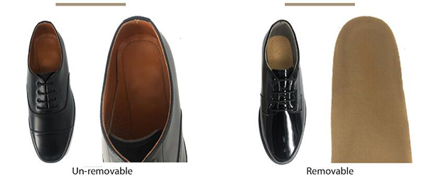 ما هي النعال المختلفة للأحذية العسكرية 3