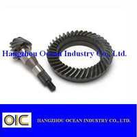 MAZDA crown wheel and pinion