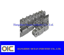 Lumber conveyor chains & attachments