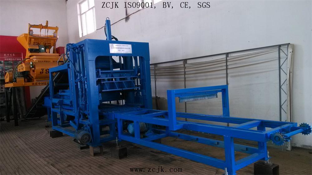 Machine de fabrication de brique de ZCJK QTY6-15