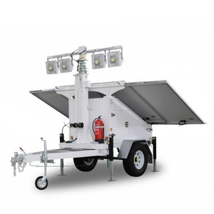 Mobile Solar Light Tower VTS1200A-L