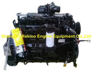 DCEC Cummins QSB5.9-C180-34 construction industrial diesel engine motor 180HP 2000RPM