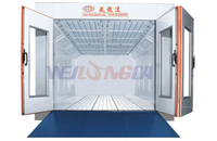 Waterborne Car Paint Booth For Sale