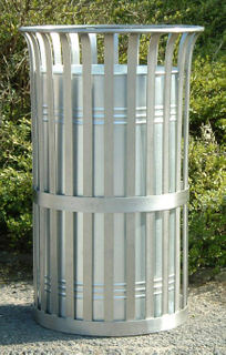 Steel Design Bins (453)