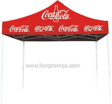 Coca Cola Display Tent
