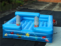 RB9131 (4x5m)Inflatable Ocean theme foam pit for sales