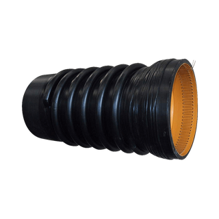 HDPE / PP Profiled Pipe