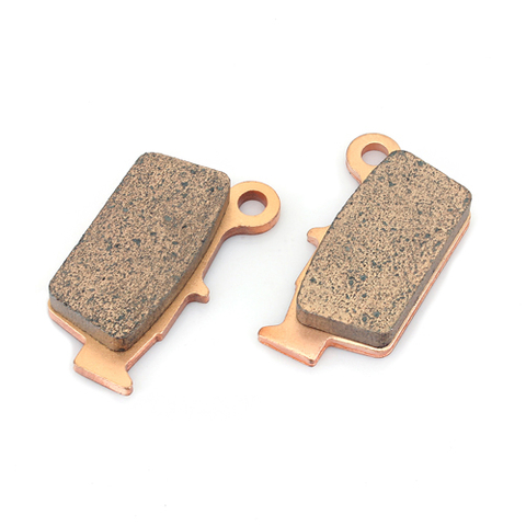 Sintered Motorcycle Rear Disc Brake Pad Replacement