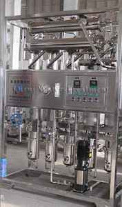 WFI Multi-Effect Distilled Water Machine