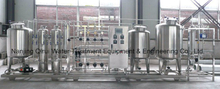 Double Pass RO Industrial Water Treatment Equipment