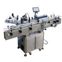 Automatic Adhesive Labeling Machine