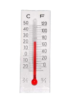 LX-003 Cardboard Thermometers