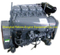 Deutz F4L912W Air cooled diesel engine motor for underground mining machinery