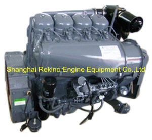 Deutz F4L913 Air cooled diesel engine motor for construction machinery