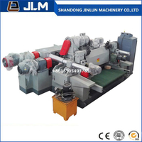 jinlun plywood making machine /wood veneer peeling line